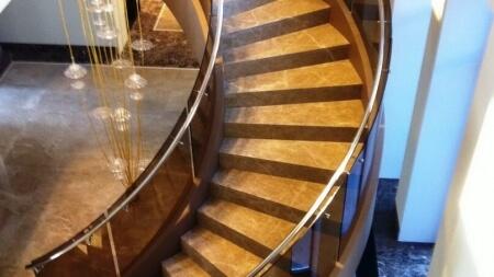 Лестница сложной формы-2