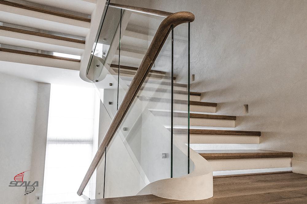 Примеры маршевых лестниц