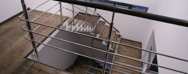 Лестница двойной каркас-3