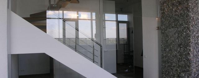 Эксклюзивная лестница г.Киев ,частная квартира