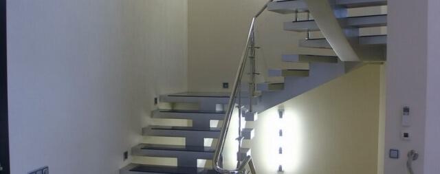 Косоурная лестница-4