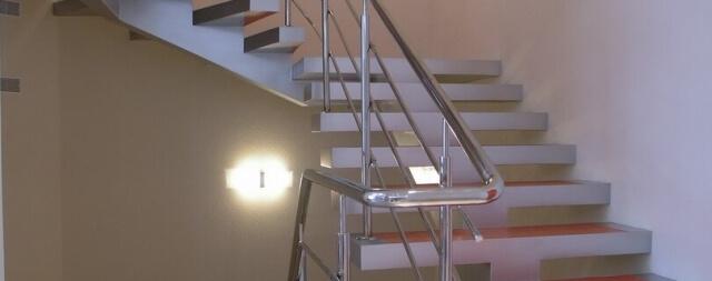 Косоурная лестница-3