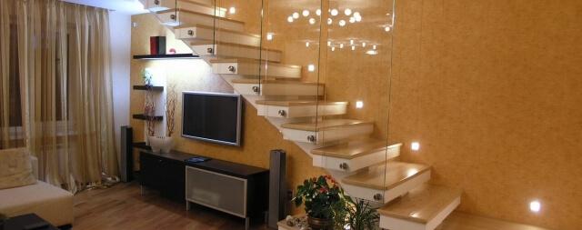 Косоурная лестница-6