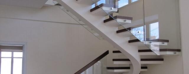 Косоурная лестница-1