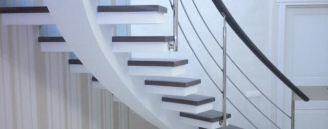 Косоурная лестница-9