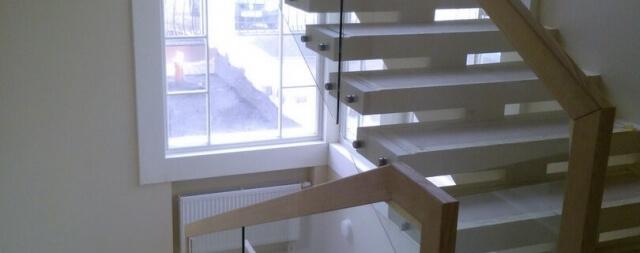 Косоурная лестница-7