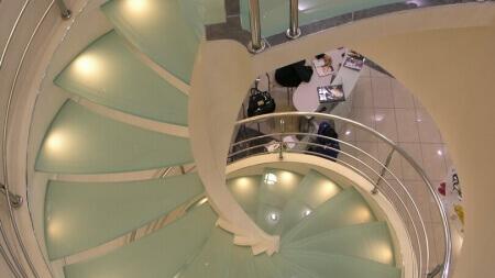 Лестницы сложной формы