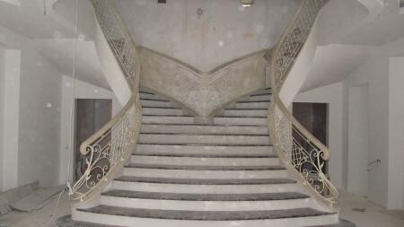 Лестница сложной формы-3