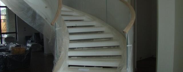 Лестница в частной резиденции