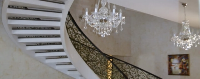 Тетивная лестница-2
