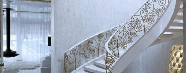 Тетивная лестница-4