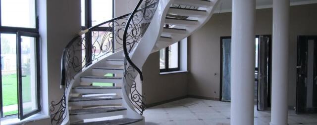 Тетивная лестница-6