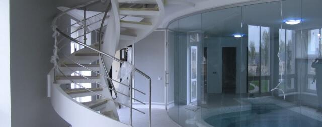 Тетивная лестница-5