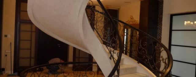 Винтовая лестница-4
