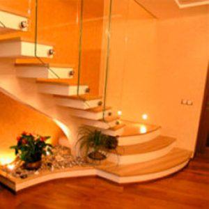 Фотографии моделей лестниц