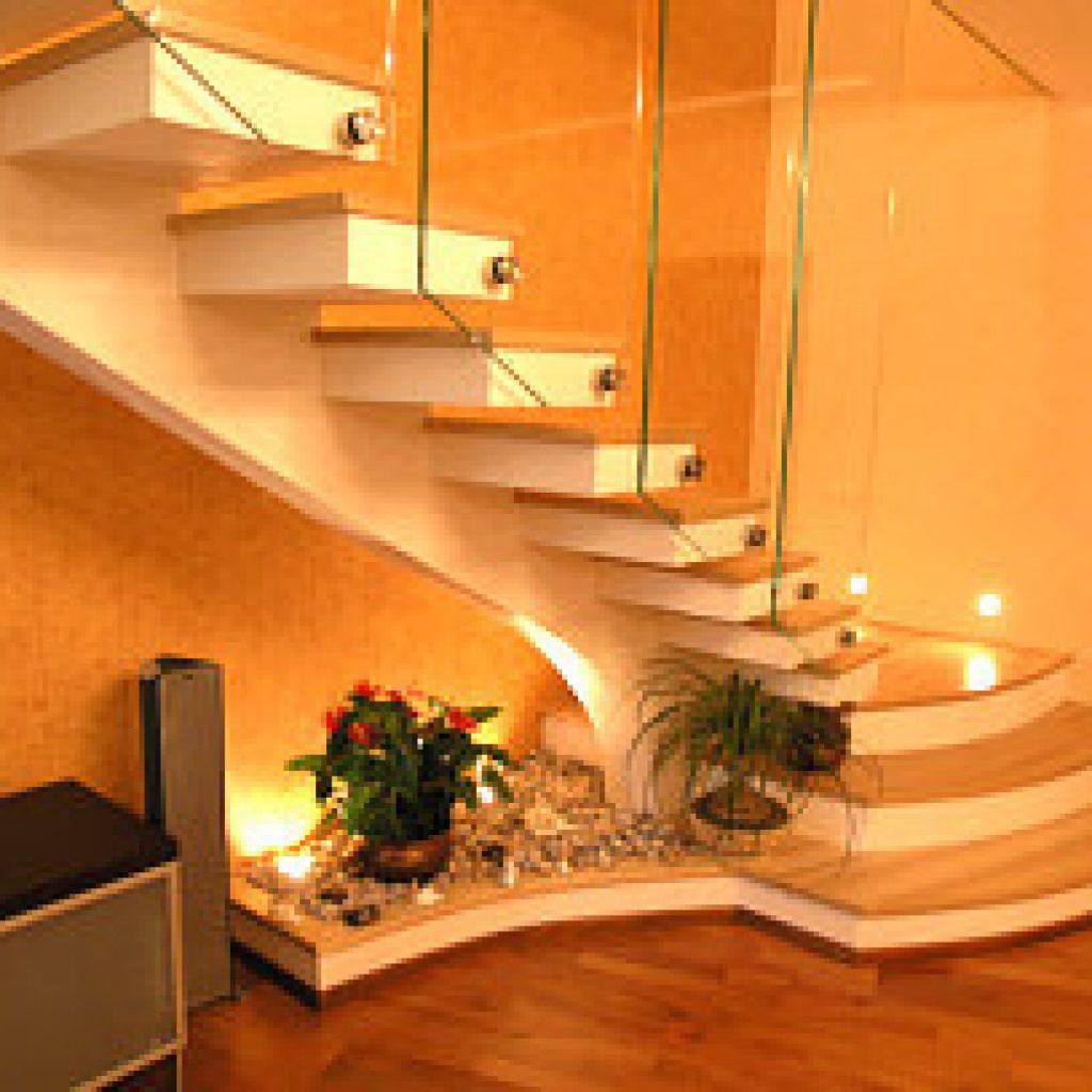 проекты лестниц фото