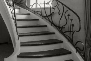 Эллиптическая лестница