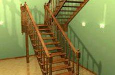 Изготовление лестницы для дома