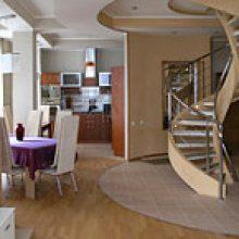 Двухэтажная квартира г. Крым