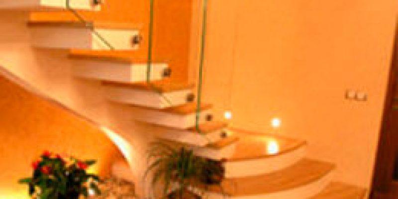Модели лестниц от «Скала»